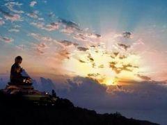 静心图片唯美佛教图片
