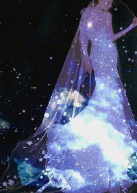 婚纱梦幻唯美意境图片