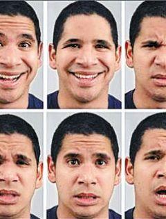 面部表情图片分析