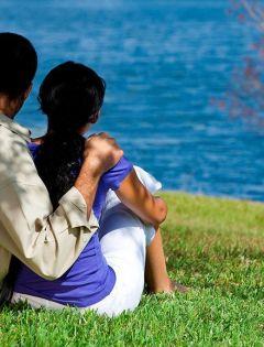 美国情侣浪漫图片