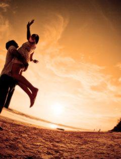 爱情图片爱情带字情侣浪漫