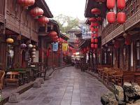 qq头像街道风景图片