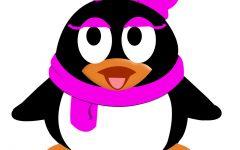 qq原始头像企鹅高清
