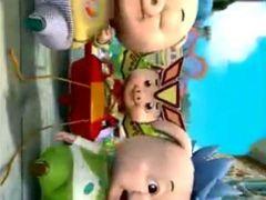 幸福猪猪头像可爱图片