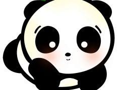 微信头像熊猫卡通可爱图片