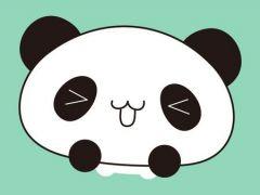 熊猫卡通可爱图片