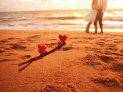 情侣浪漫图片背影图片