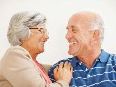 老人爱情唯美浪漫图片