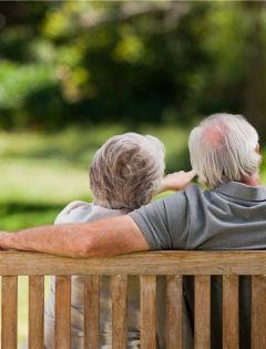 老人爱情唯美浪漫图片大全