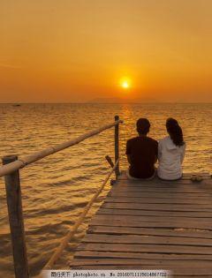 浪漫图片唯美情侣