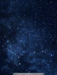 浪漫图片唯美星空梦幻
