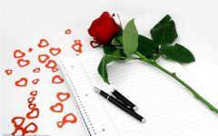 爱情唯美浪漫图片带字