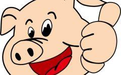 qq头像猪头可爱图片大全