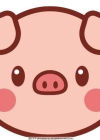 猪图片卡通可爱图片大全