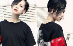 可爱图片女短发发型