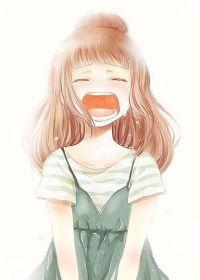 哭的图片动漫可爱图片