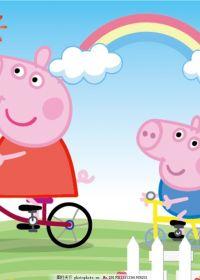 小猪佩奇高清可爱图片