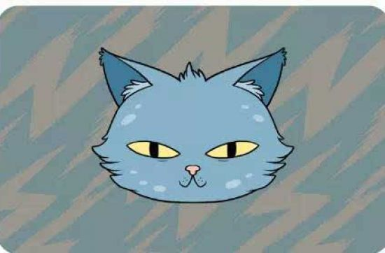 猫咪难过大全可爱图片卡通