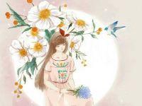 小仙女小可爱图片背景