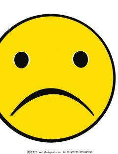 哭的卡通表情图片