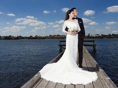 最唯美婚纱照图片