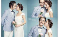 韩式唯美婚纱照图片