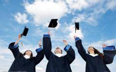 大毕业唯美图片