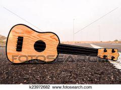 吉他照片图唯美图带字