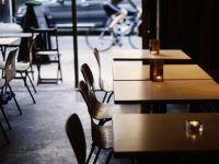 咖啡馆唯美意境图片
