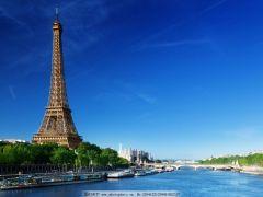 艾菲尔巴黎铁塔图片唯美