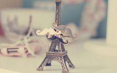 巴黎铁塔头像唯美图片