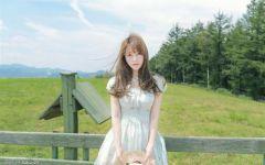 韩版女生图片唯美清新壁纸