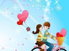 爱情浪漫图片卡通图片