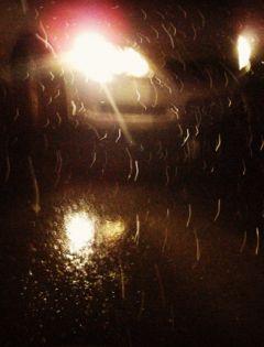 晚上下雪浪漫图片大全