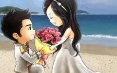 求婚动漫图片浪漫图片大全