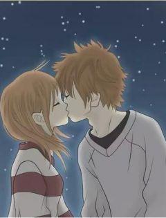 高清动漫接吻浪漫图片大全