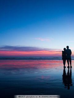 海边浪漫图片