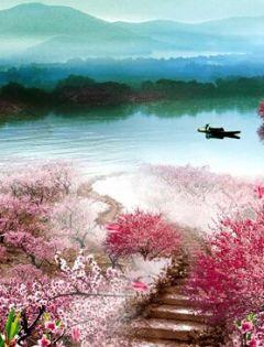 浪漫图片唯美风景图片