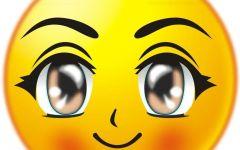 微笑表情图片头像图片