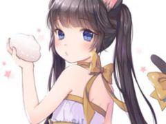 动漫头像女生猫耳帅气