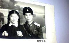 夫妻浪漫图片军人