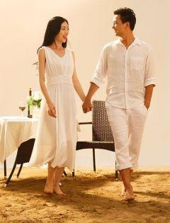 情人节两个人牵手的浪漫图片