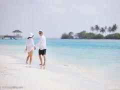 情侣旅游浪漫照片