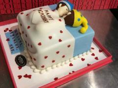 生日蛋糕爱情浪漫图片
