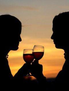 红酒的浪漫图片