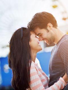男女浪漫图片情侣