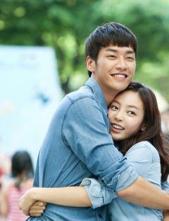 韩国男女浪漫图片