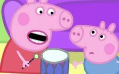 小猪佩奇情侣头像微信