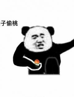 熊猫人表情包无字原图