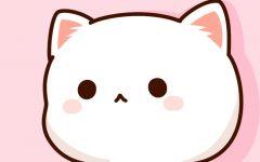 蜜桃猫表情包图片大全